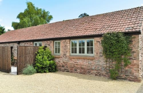 Last Minute Cottages - Splendid Bridgwater Cottage S20039