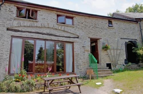 Big Cottages - Gorgeous Dulverton Cottage S20114