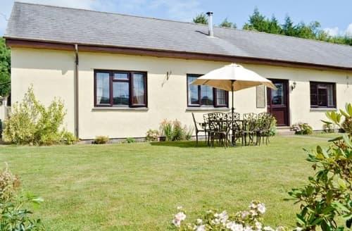 Big Cottages - Delightful Dulverton Cottage S20118