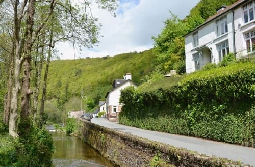 Last Minute Cottages - Inviting Dulverton Cottage S20113