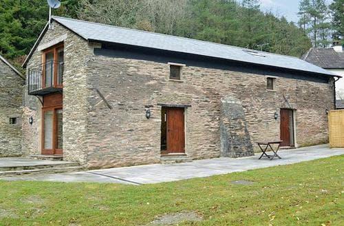 Big Cottages - Cosy Dulverton Cottage S74056