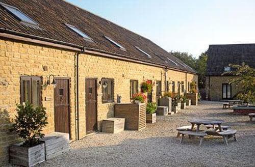 Big Cottages - Excellent Frome Lodge S20143