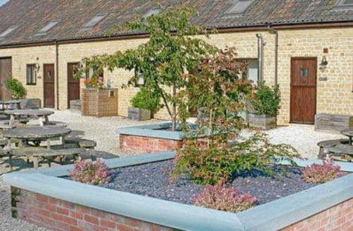 Big Cottages - Wonderful Frome Lodge S20140