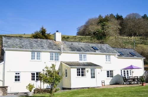 Big Cottages - Gorgeous Minehead Cottage S20181