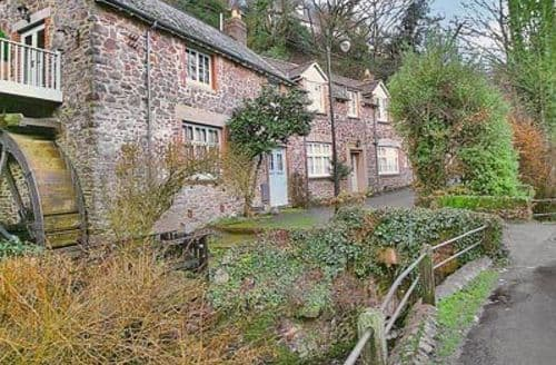 Big Cottages - Wonderful Porlock Cottage S20205