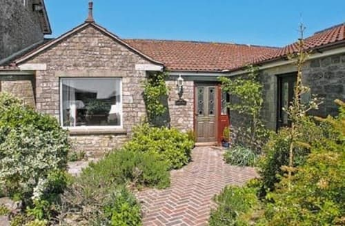 Last Minute Cottages - Stunning Shepton Mallet Cottage S20227