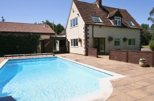 Last Minute Cottages - Splendid Taunton And The Quantocks Cottage S20234