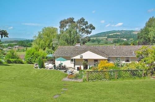 Big Cottages - Wonderful Taunton And The Quantocks Cottage S20255