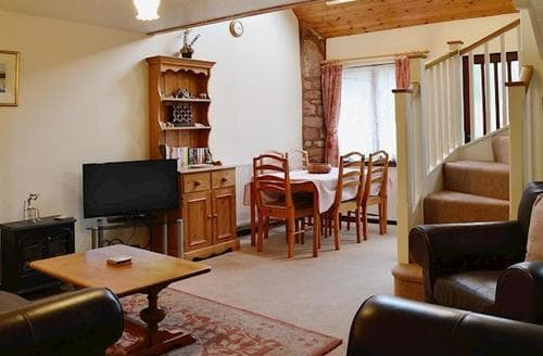 Big Cottages - Attractive Watchet Cottage S44658