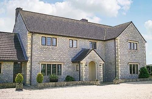 Big Cottages - Excellent Yeovil Cottage S20351