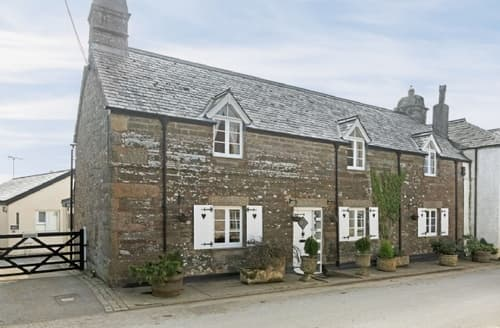 Last Minute Cottages - Quaint Bude Cottage S20469