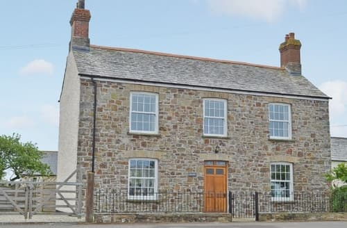 Last Minute Cottages - Attractive Bude Cottage S20481
