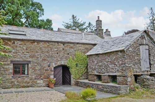 Last Minute Cottages - Beautiful Launceston Cottage S20559