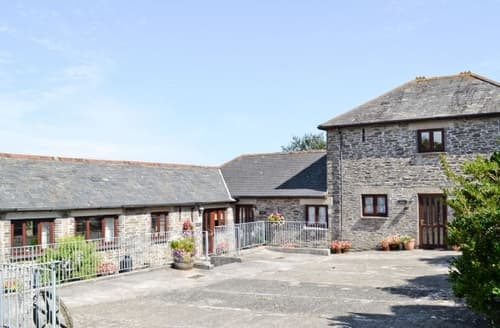 Last Minute Cottages - Excellent Callington And The Tamar Valley Cottage S20843