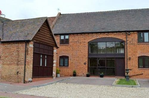 Last Minute Cottages - Charming Stratford Upon Avon Cottage S15909