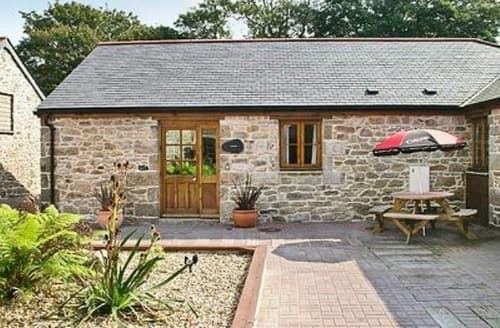 Big Cottages - Inviting Falmouth Cottage S20868
