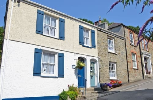 Last Minute Cottages - Attractive Falmouth Cottage S20903