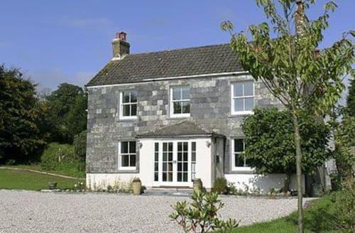 Big Cottages - Excellent Looe Cottage S21012