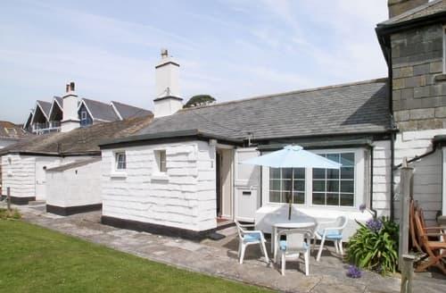 Big Cottages - Excellent Looe Cottage S21014