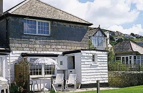Big Cottages - Charming Looe Cottage S21018