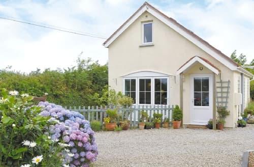 Last Minute Cottages - Luxury Mevagissey Cottage S38660