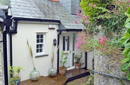 Last Minute Cottages - Luxury Mevagissey Cottage S59717