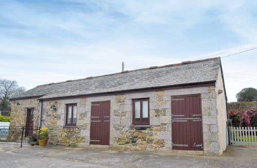Last Minute Cottages - CROUGY BARN