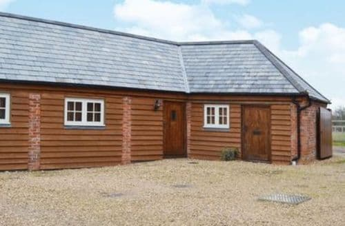 Last Minute Cottages - THE HOVEL