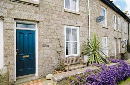 Last Minute Cottages - Tasteful Mousehole And Newlyn Cottage S21260