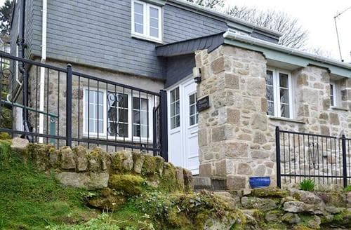 Last Minute Cottages - Excellent Mousehole And Newlyn Cottage S78668