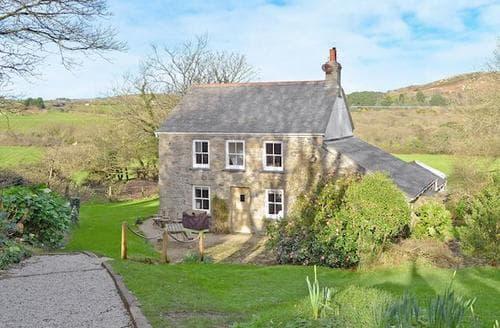 Last Minute Cottages - Luxury St Ives Cottage S21306