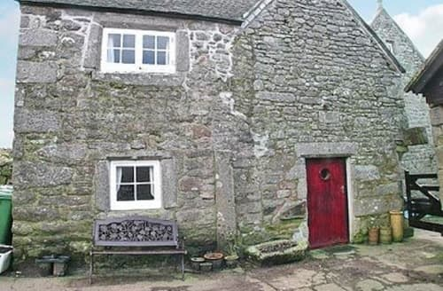 Last Minute Cottages - Attractive St Just Cottage S21329