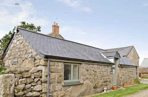 Last Minute Cottages - Wonderful St Just Cottage S21352