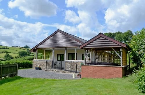 Last Minute Cottages - Attractive Knighton Cottage S21370