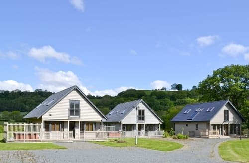 Big Cottages - Excellent Knighton Cottage S38036