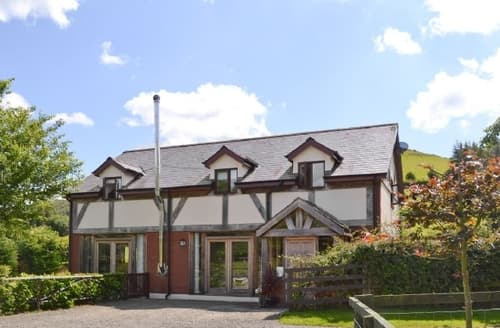 Big Cottages - Delightful Knighton Cottage S21376