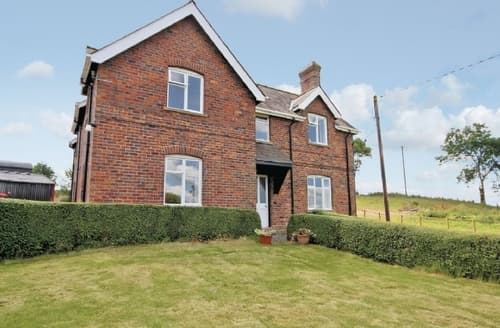 Last Minute Cottages - Splendid Llandrindod Wells Cottage S21380