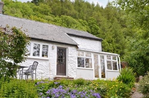 Last Minute Cottages - Delightful Llandrindod Wells Cottage S21382