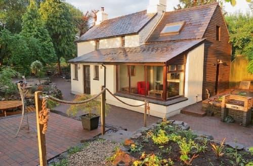 Big Cottages - Stunning Llandrindod Wells Cottage S21406