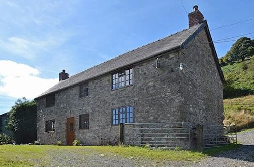 Big Cottages - Quaint Welshpool Cottage S21466