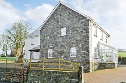 Last Minute Cottages - Quaint Llansteffan Cottage S21756