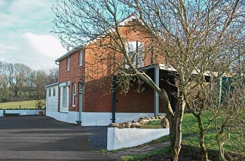 Big Cottages - Inviting Llansteffan Cottage S21767