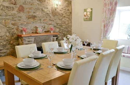 Last Minute Cottages - Captivating Llansteffan Cottage S21774