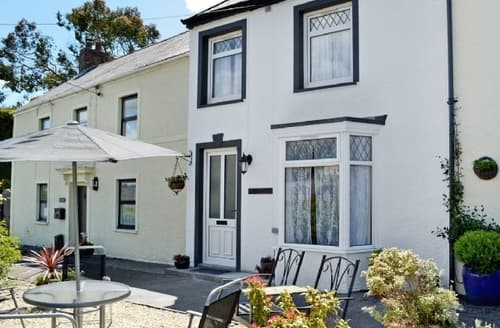 Last Minute Cottages - Beautiful Laugharne And Llansteffan Cottage S33771