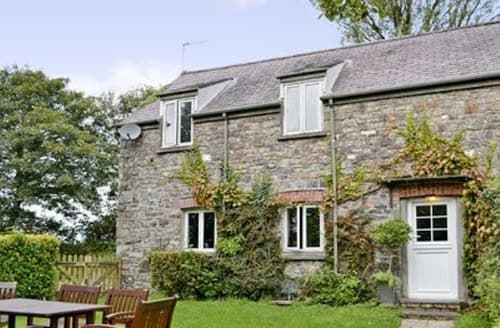 Big Cottages - Luxury Narberth Cottage S21888