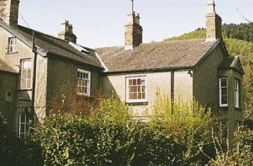 Big Cottages - Quaint Llangollen Cottage S25047