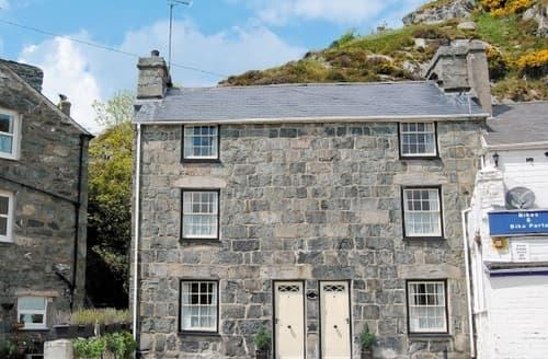 Last Minute Cottages - Attractive Barmouth Cottage S22152