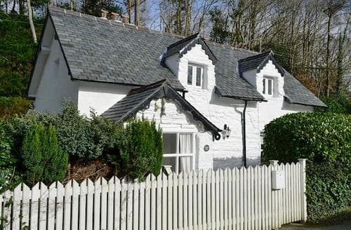 Last Minute Cottages - Gorgeous Barmouth Cottage S22170