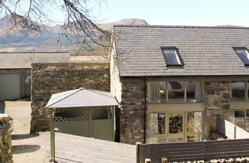 Last Minute Cottages - Excellent Beddgelert Cottage S22184