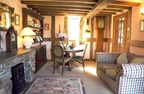 Last Minute Cottages - Luxury Blaenau Ffestiniog Cottage S22270